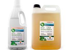 Detersivo per lavatrice liquido: il bucato anallergico