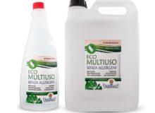 Multiuso neutro concentrato: pulizia delicata delle superfici