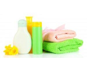 Prodotti bio per la detergenza cosmetica