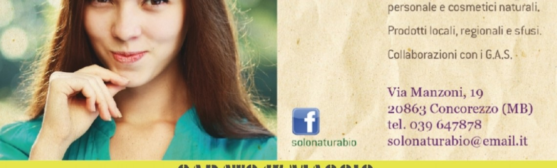 Incontro presso Solonatura Bio
