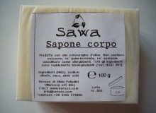 Sawa Extra Virgin Olive Oil Soap, for most delicate skin