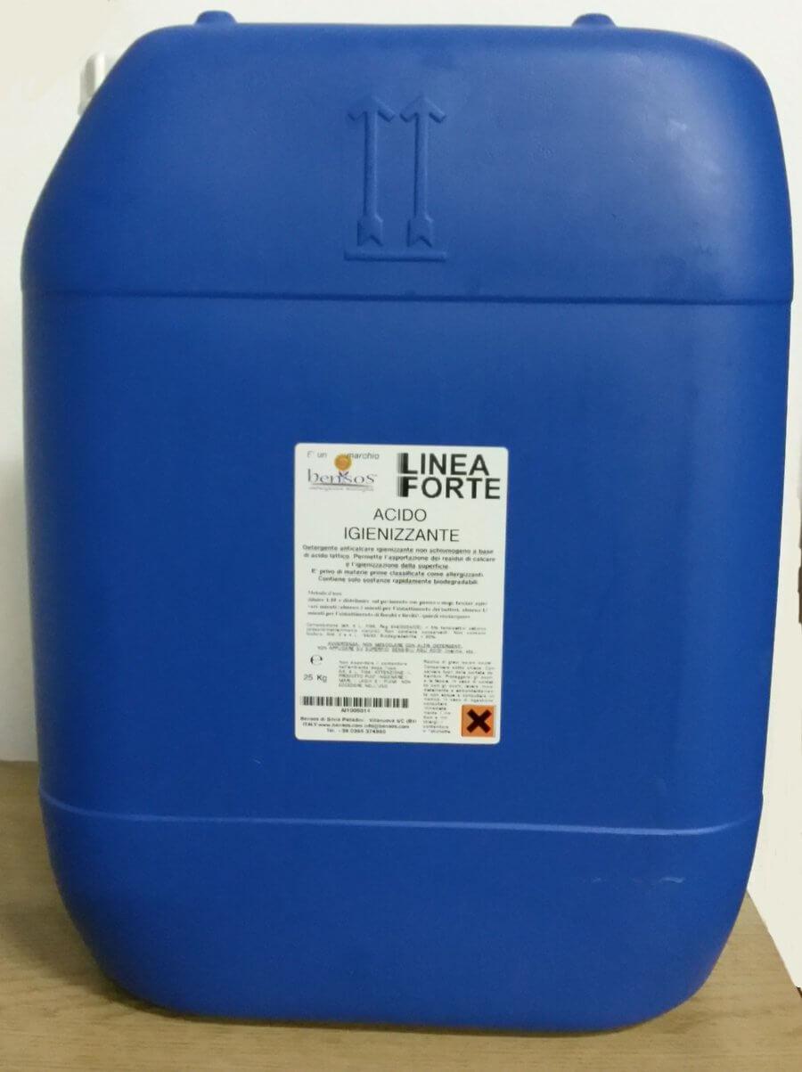 Acido Igienizzante per pavimenti