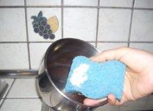 Soda Solvay: abrasivo minerale utile in cucina