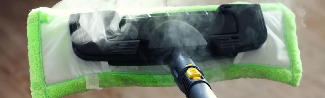 Pulire lo sporco difficile con il vapore
