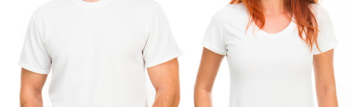 Il bianco con e senza sbiancanti ottici