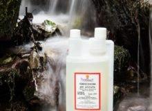 Hygideodorize, it gently deodorize and hygienizes fabrics