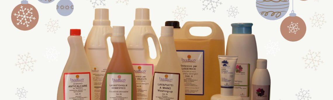 Per Natale regala prodotti senza allergeni!