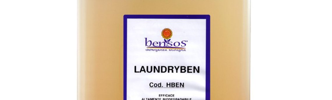 Laundryben, dedicated to professional ecological laundry service