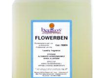 Flowerben: fragranza ipoallergenica per il bucato professionale