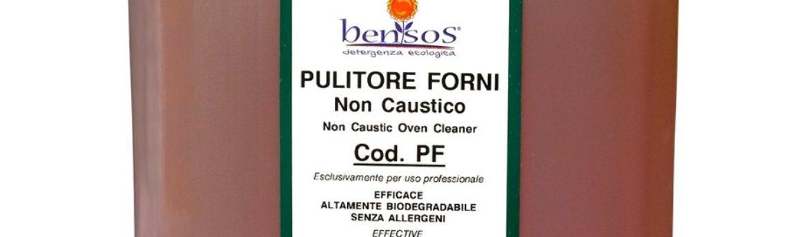 Pulitore Forni, il detergente ecologico per forni professionali