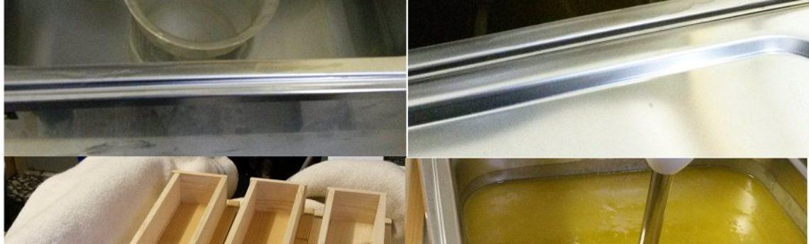 Iniziata la produzione di sapone di Marsiglia con olio extravergine di oliva del Garda