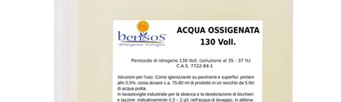 Acqua Ossigenata per sanificare pavimenti e superfici in modo ecologico