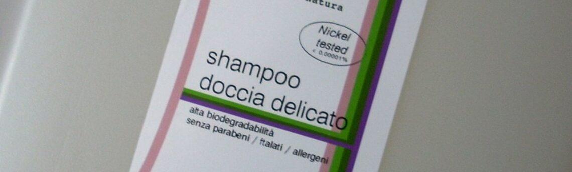 Quanti flaconi di Shampoo Doccia Delicato Benè ci stanno in una tanica?