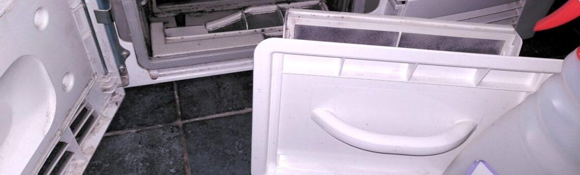 Come sanificare i filtri dell'asciugatrice in modo ecologico