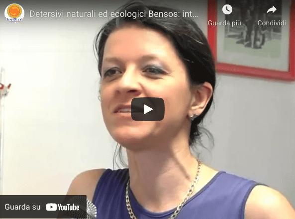 Video su bensos detersivi ecologici e detergenti naturali